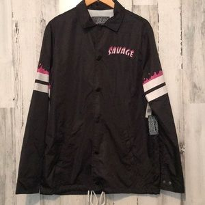 Trademark Brooklyn Cloth Savage Windbreaker Jacket